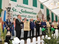 K800_08-03-2014-Ausholen Kaiserpaar,  Königspaar mit Throngefolge und Sternmarsch_616