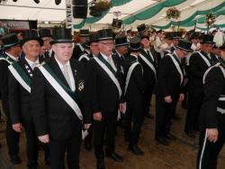 096Antreten des Bataillons Ausholen Königspaar