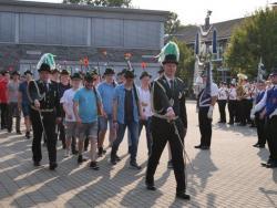08-04-2019-Ausholen neues Königspaar und Parade (35)