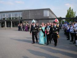 08-04-2019-Ausholen neues Königspaar und Parade (15)