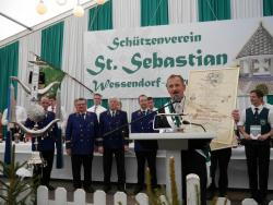 K800_08-03-2014-Ausholen Kaiserpaar,  Königspaar mit Throngefolge und Sternmarsch_603
